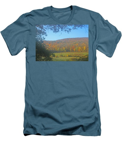 Berkshires Colors  Men's T-Shirt (Athletic Fit)