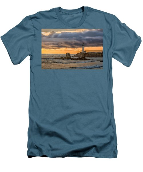 Between Storms Men's T-Shirt (Athletic Fit)