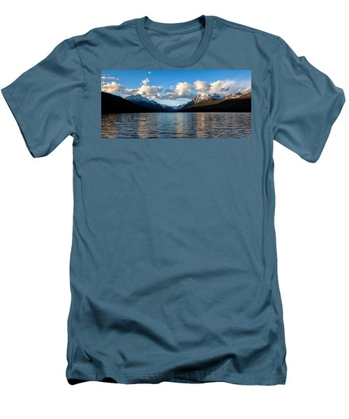 Big Sky Men's T-Shirt (Slim Fit) by Aaron Aldrich
