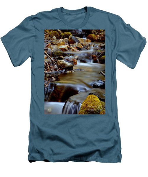 Bisbee Creek Men's T-Shirt (Athletic Fit)