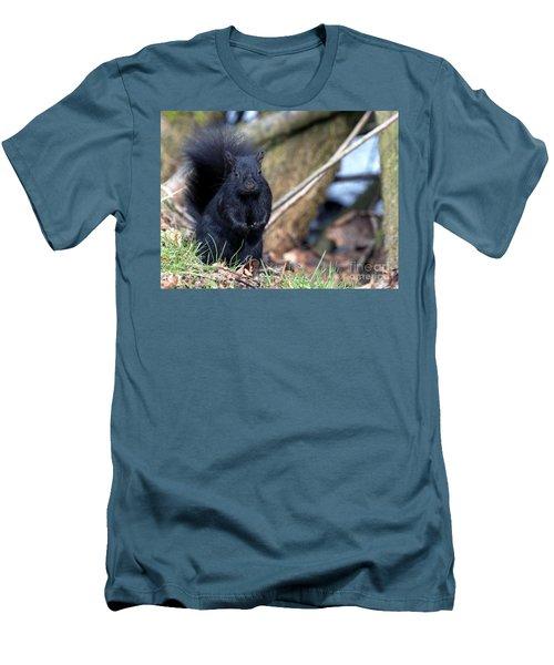 Blackie Men's T-Shirt (Athletic Fit)