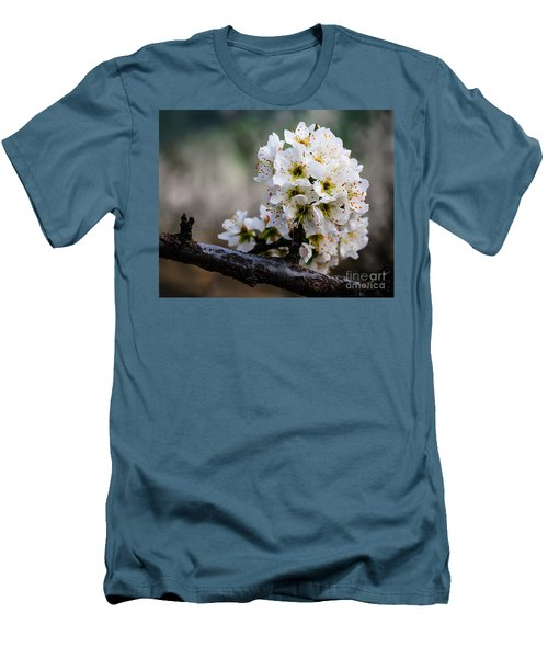 Blossom Gathering Men's T-Shirt (Athletic Fit)