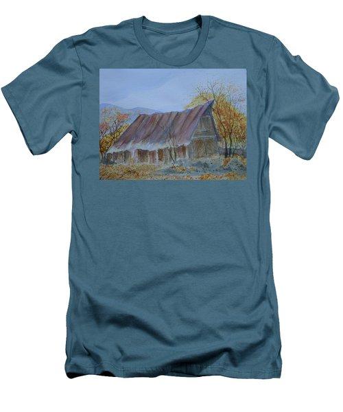 Blue Ridge Barn Men's T-Shirt (Slim Fit)