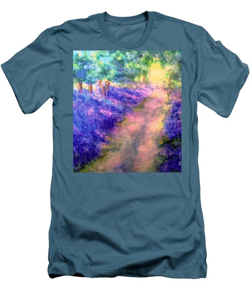Bluebell Woods Men's T-Shirt (Athletic Fit)