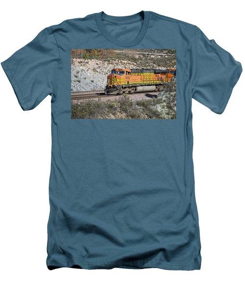 Bn 7678 Men's T-Shirt (Slim Fit) by Jim Thompson