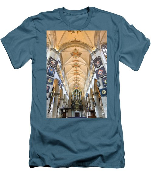 Breda Cathedral Men's T-Shirt (Athletic Fit)