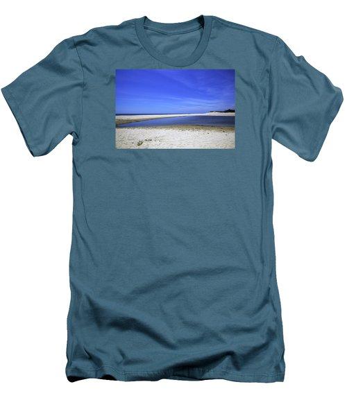 Bridgehampton Sky Men's T-Shirt (Athletic Fit)