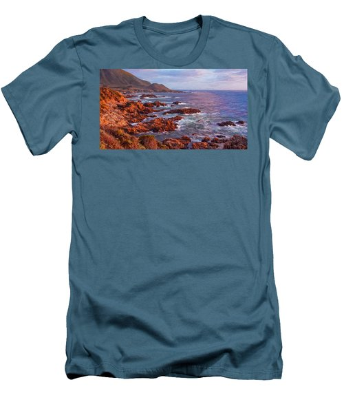 California Coast Men's T-Shirt (Athletic Fit)
