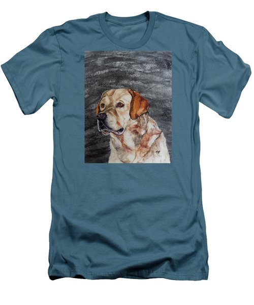 Call Him Men's T-Shirt (Slim Fit) by Raymond Perez