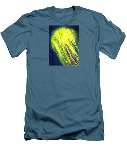 Canopus Men's T-Shirt (Slim Fit) by Lynda Hoffman-Snodgrass