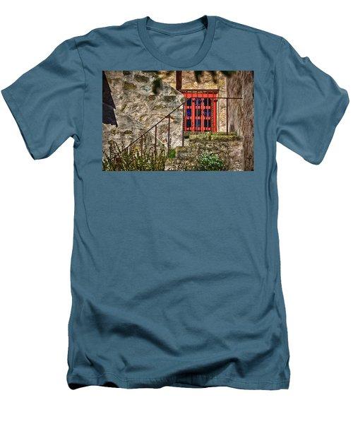 Carmel Mission 10 Men's T-Shirt (Athletic Fit)