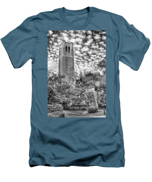 Century Tower Men's T-Shirt (Slim Fit) by Howard Salmon