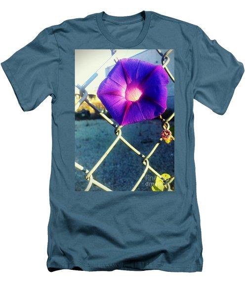 Men's T-Shirt (Slim Fit) featuring the photograph Chained Splendor by James Aiken