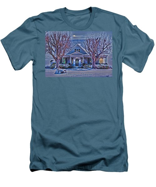 Christmas Memories Men's T-Shirt (Athletic Fit)