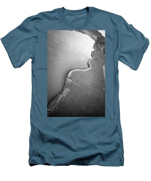 Clinch River Men's T-Shirt (Slim Fit) by Melinda Fawver