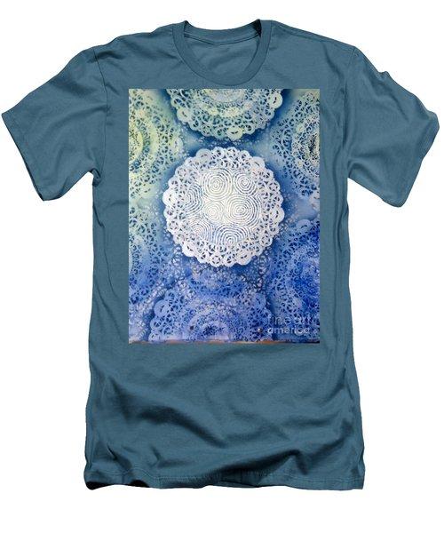 Clipart 011 Men's T-Shirt (Slim Fit) by Luke Galutia