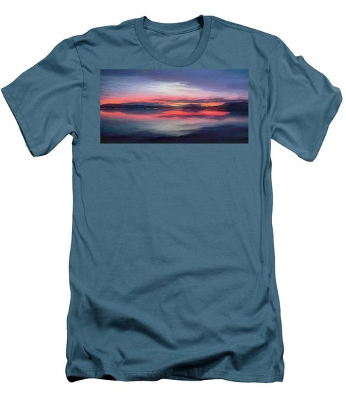 Cold Bay Men's T-Shirt (Athletic Fit)