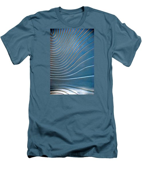 Contours 1 Men's T-Shirt (Athletic Fit)