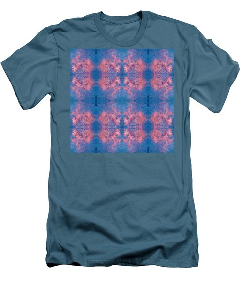 Men's T-Shirt (Slim Fit) featuring the photograph Controlled Chaos by Stephanie Grant