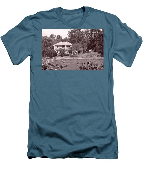 Country Life Men's T-Shirt (Slim Fit)