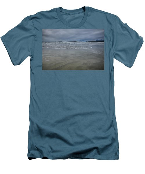Cox Bay Late Afternoon  Men's T-Shirt (Slim Fit) by Roxy Hurtubise