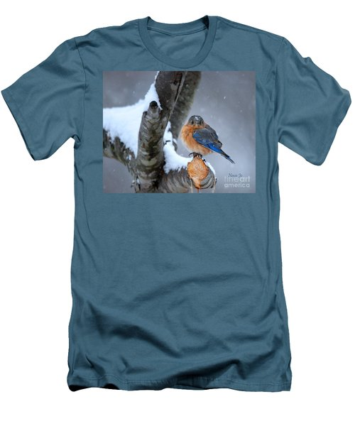 Cranky Can Be Cute Men's T-Shirt (Slim Fit) by Nava Thompson