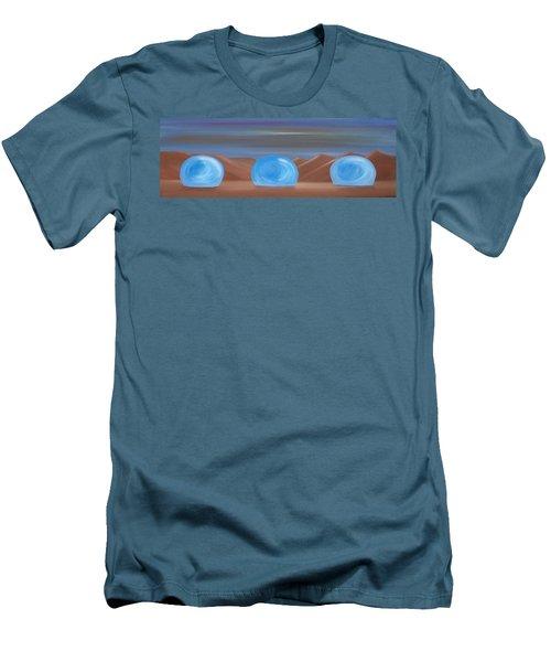 Creation 1 Men's T-Shirt (Athletic Fit)