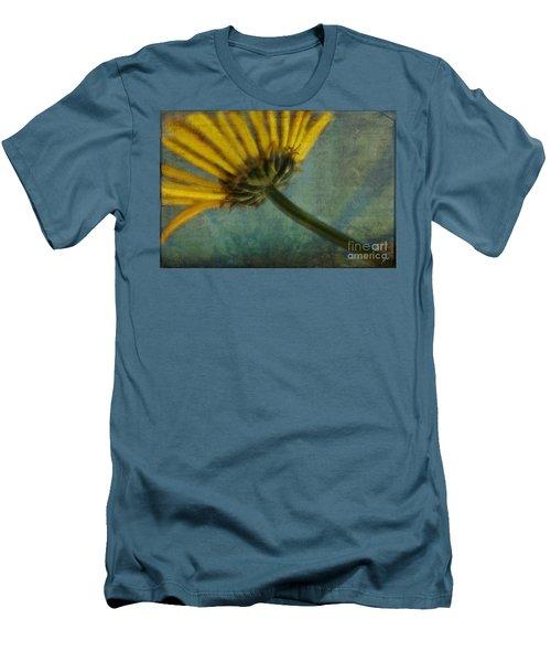 Daisy Reach Men's T-Shirt (Slim Fit) by Erika Weber