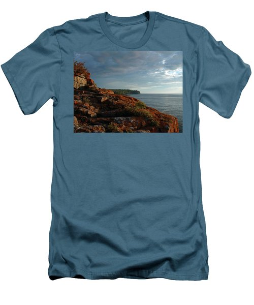 Daybreak At Campsite 19 Men's T-Shirt (Athletic Fit)