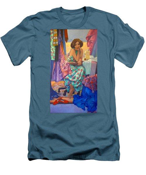 Designer Men's T-Shirt (Athletic Fit)