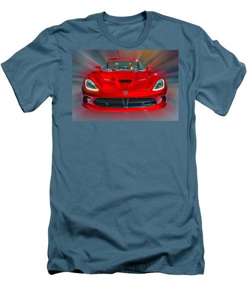 Dodge Viper Srt  2013 Men's T-Shirt (Athletic Fit)