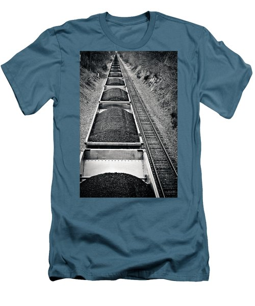 Down The Line Men's T-Shirt (Athletic Fit)