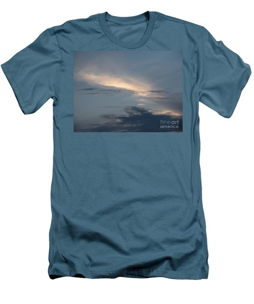 Dramatic Skyline Men's T-Shirt (Slim Fit) by Joseph Baril