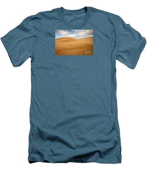 Dunescape Men's T-Shirt (Slim Fit) by Alice Cahill