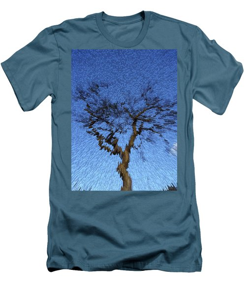 Dynamic Dawn Men's T-Shirt (Slim Fit)
