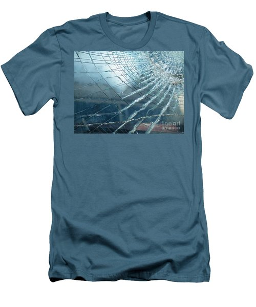 Men's T-Shirt (Slim Fit) featuring the photograph East Of Java by Brian Boyle