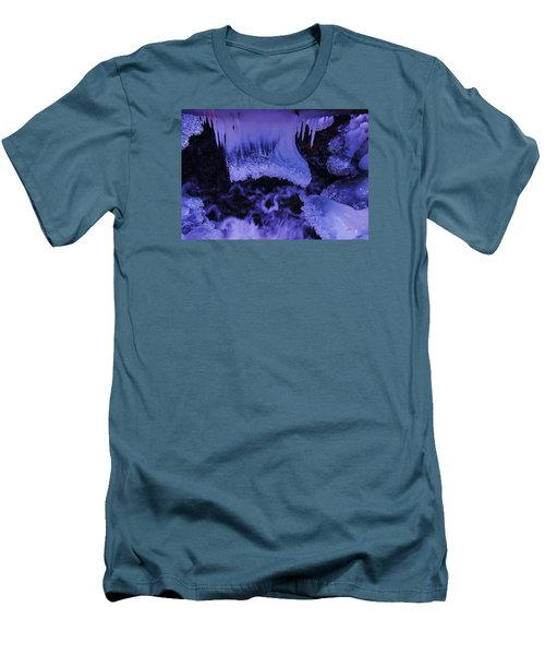 Men's T-Shirt (Slim Fit) featuring the photograph Enter The Lair by Sean Sarsfield