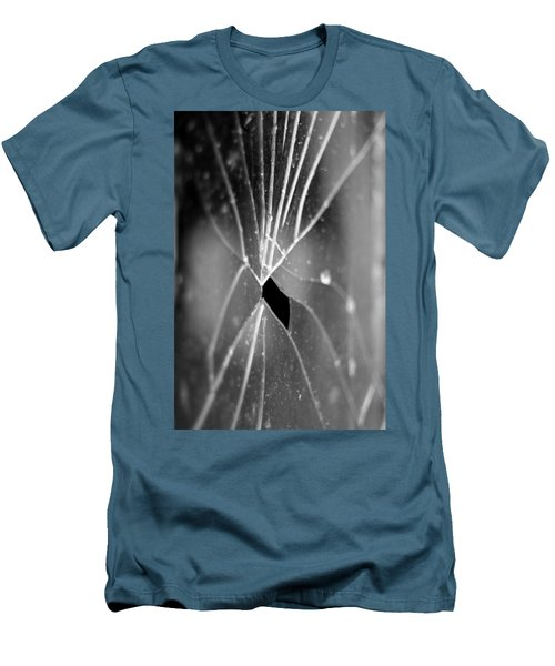 Men's T-Shirt (Slim Fit) featuring the photograph F1.4 by Brian Duram