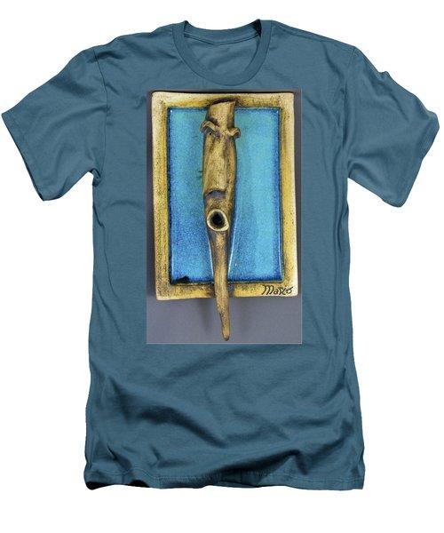 Faces #5 Men's T-Shirt (Slim Fit)