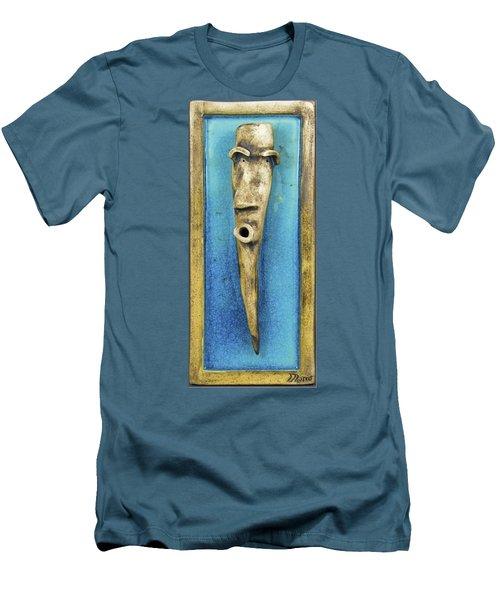 Faces #7 Men's T-Shirt (Slim Fit)