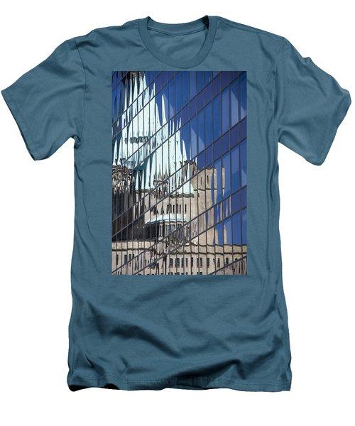 Fairmont Reflections Men's T-Shirt (Athletic Fit)