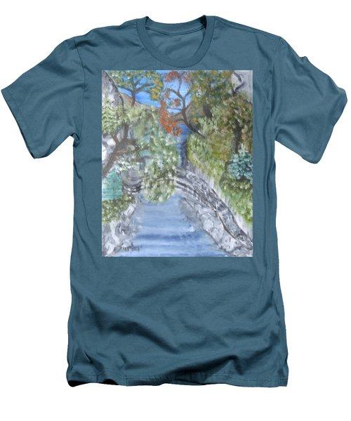 Far Off Place Men's T-Shirt (Athletic Fit)