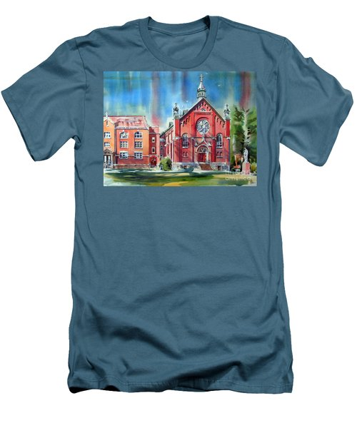 Feed The Birds IIi Men's T-Shirt (Slim Fit)