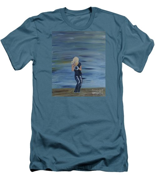 Firmly Grounded - Cindy Bradley Men's T-Shirt (Athletic Fit)