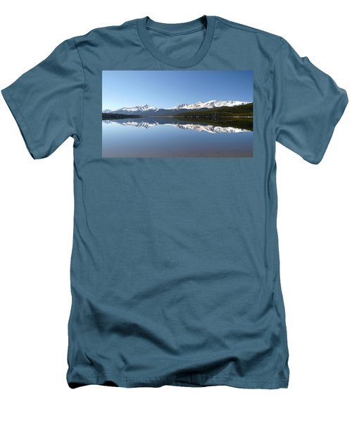 Flat Water Men's T-Shirt (Athletic Fit)