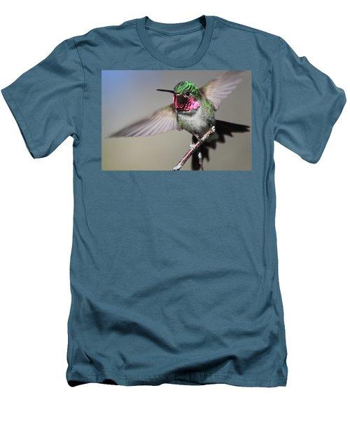 Fluttering Men's T-Shirt (Athletic Fit)