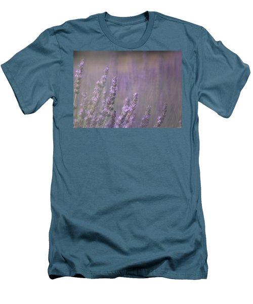 Fragrance Men's T-Shirt (Slim Fit) by Lynn Sprowl