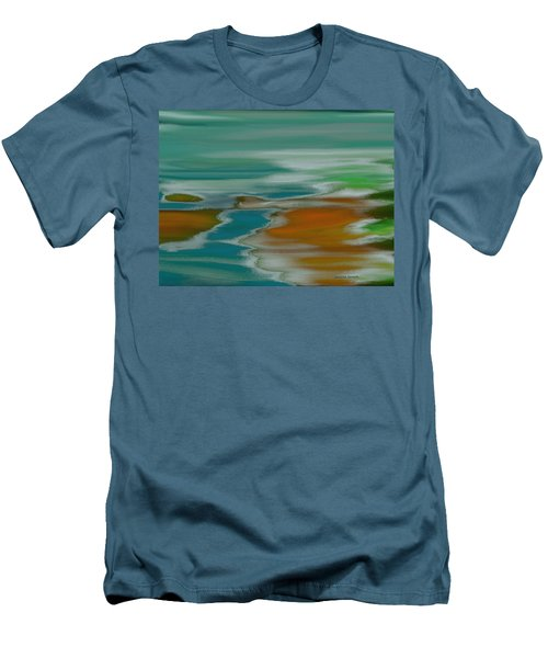 From The River To The Sea Men's T-Shirt (Athletic Fit)