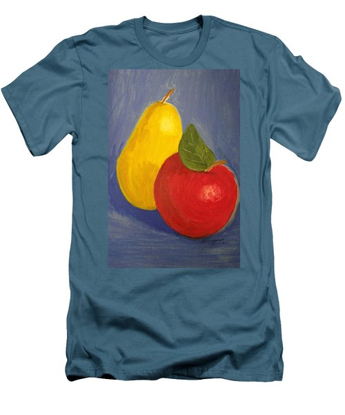 Fruit Men's T-Shirt (Athletic Fit)