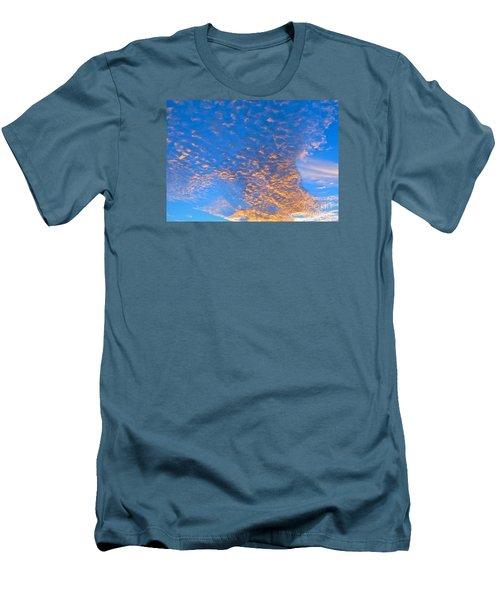 Fulgent Funneling Men's T-Shirt (Slim Fit) by Joy Hardee
